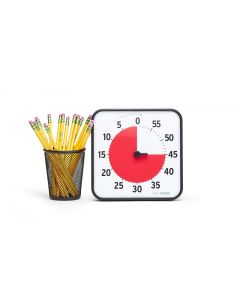 TIME TIMER MEDIUM 60min, 19x19cm